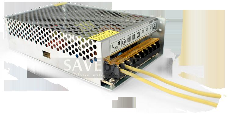 Cnc servo stepper motor driver power supply 24v 10a dc ebay for Power supply for 24v dc motor
