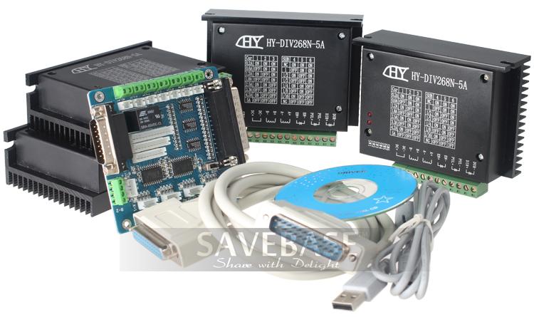 5 Achsen CNC Interface-Platine Manueller Handsteuerungsgriff Digitalanzeige