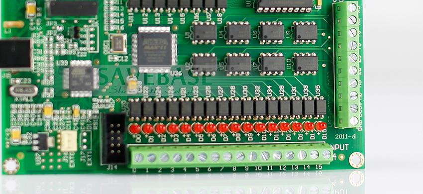 revolutionary 4 axis mach3 cnc usb motion controller card