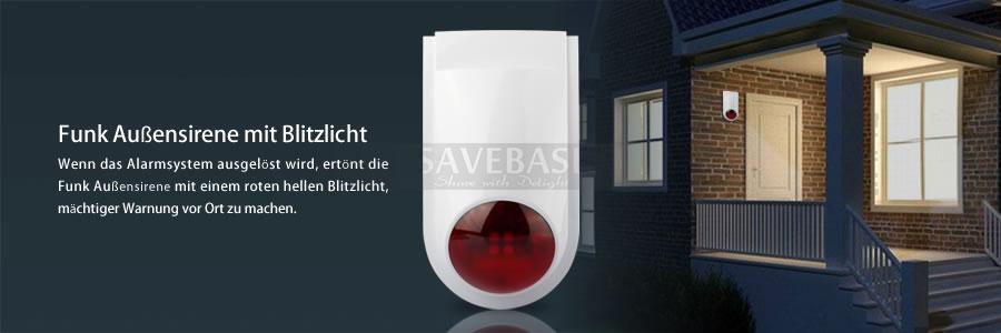app kontrolle alamsystem homsecur 7 t rsensoren flasch au ensirene rauchmelder ebay. Black Bedroom Furniture Sets. Home Design Ideas