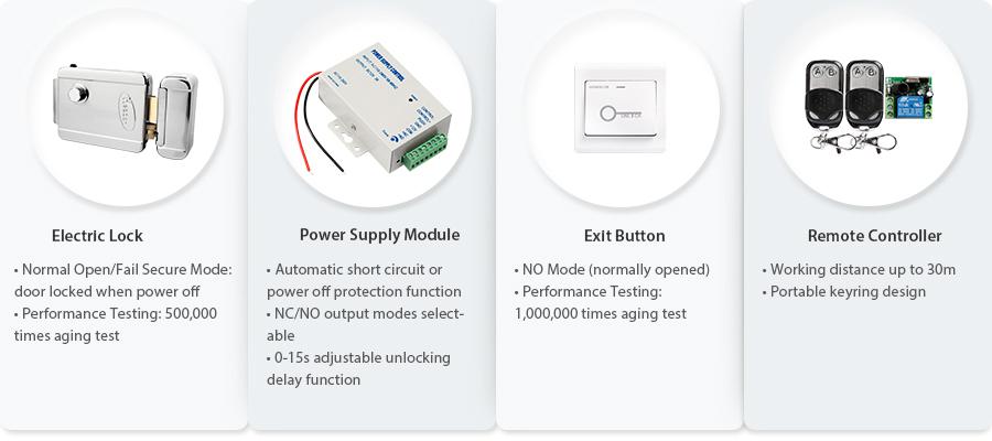 homsecur 7 u0026quot  video u0026audio smart doorbell touch button